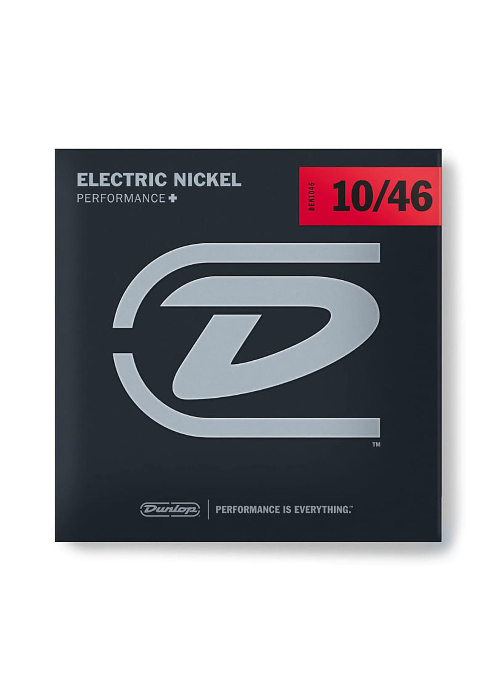 Dunlop Dunlop DEN1046 PERFORMANCE+ ELECTRIC GUITAR STRINGS 10-46