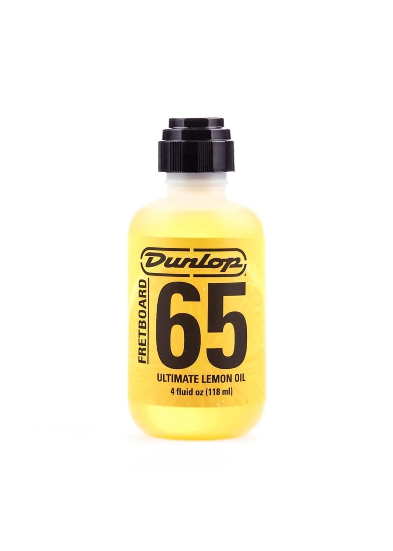 Dunlop Dunlop 6554 FORMULA 65 FRETBOARD ULTIMATE LEMON OIL