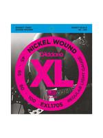 D'Addario D'Addario EXL170S Nickel Wound Bass, Light, 45-100, Short Scale