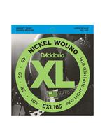 D'Addario D'Addario EXL165 45-105 Bass String Set