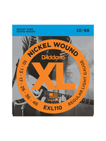 D'Addario D'Addario EXL110 10-46 Electric Guitar Strings