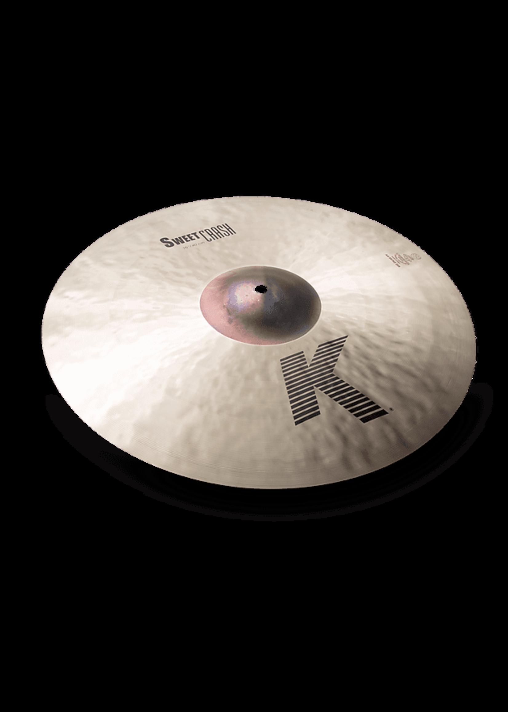 """Zildjian Zildjian K Sweet 18"""" Crash Cymbal"""