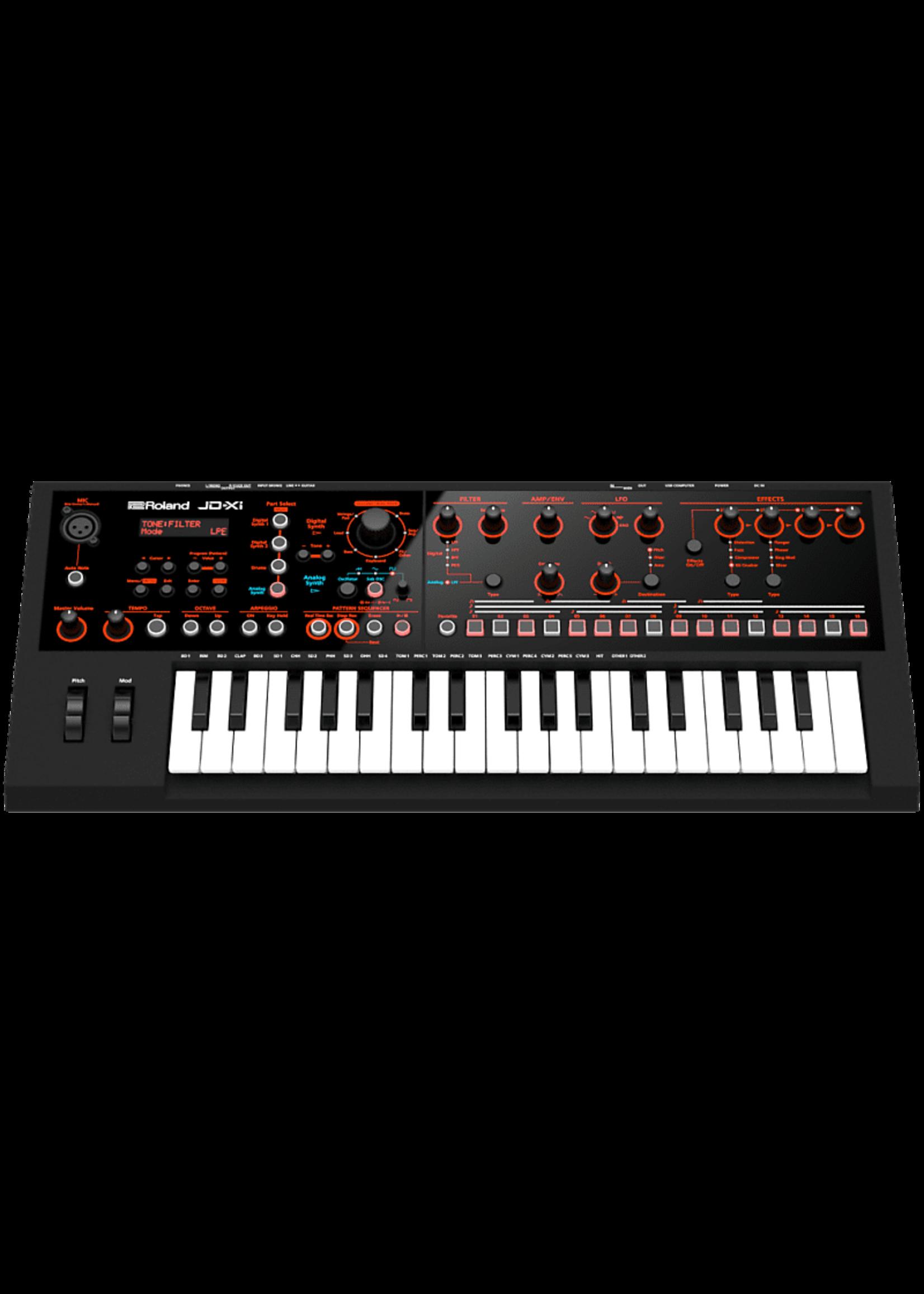 Roland Roland JD-XI Interactive Analog/Digital Synthesizer