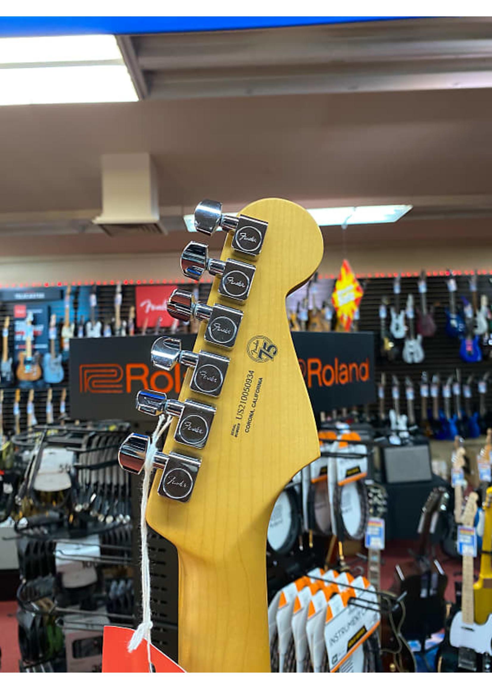 Fender Fender American Professional II Stratocaster® Left-Hand, Maple Fingerboard, Olympic White
