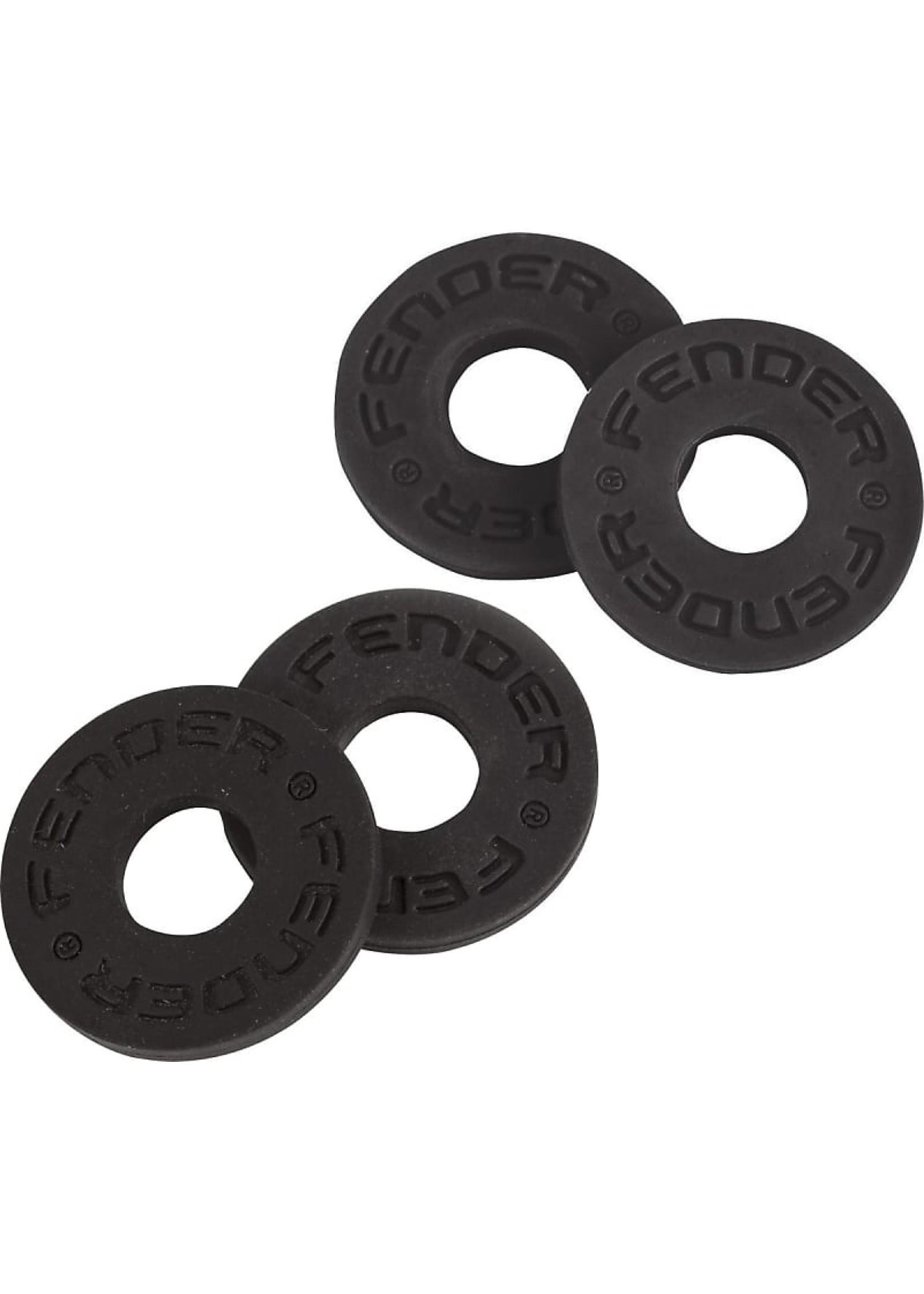 Fender® Strap Blocks 4-Pack, Black