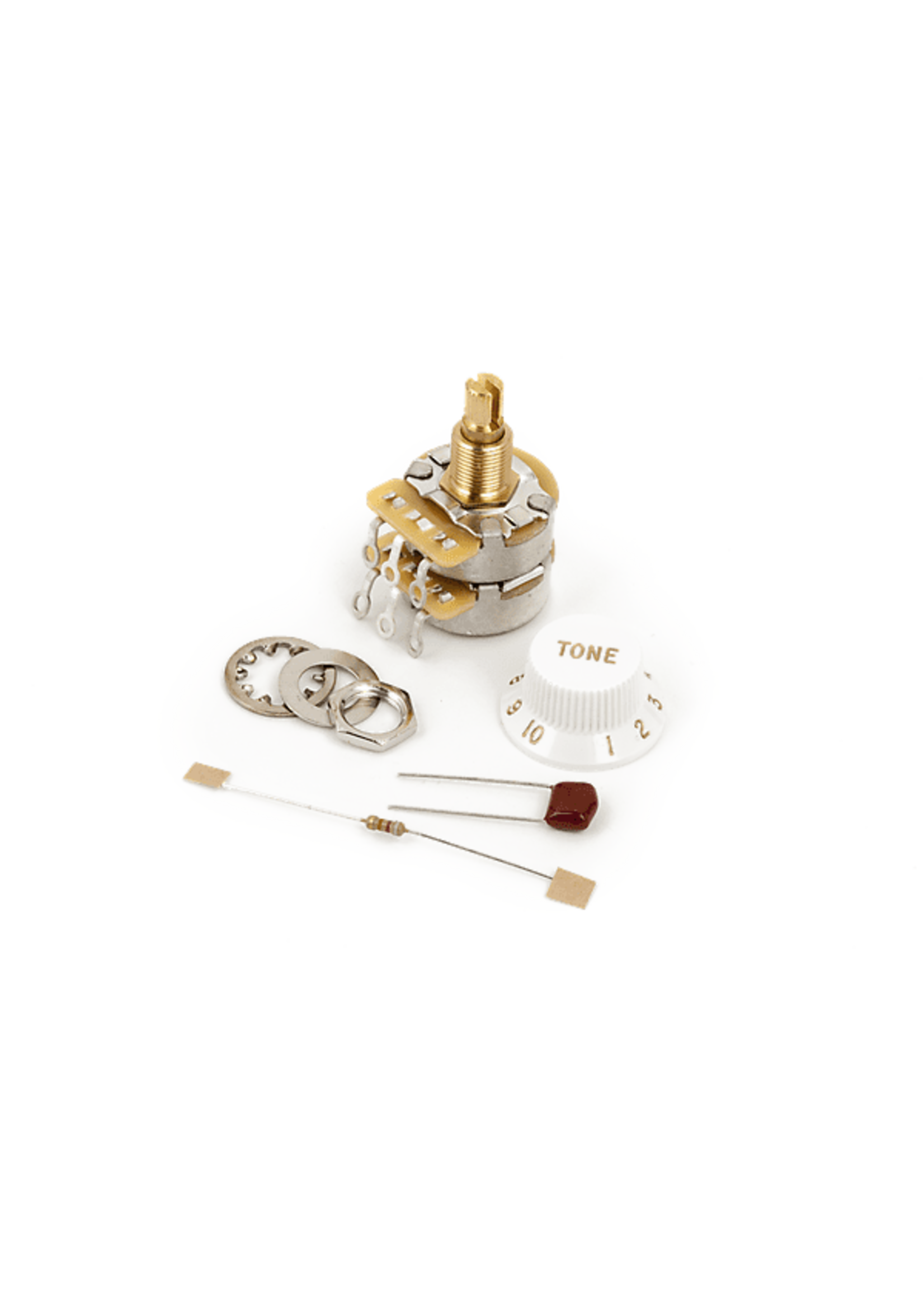 Fender Fender TBX (Treble Bass Expander) Tone Control Potentiometer Kit