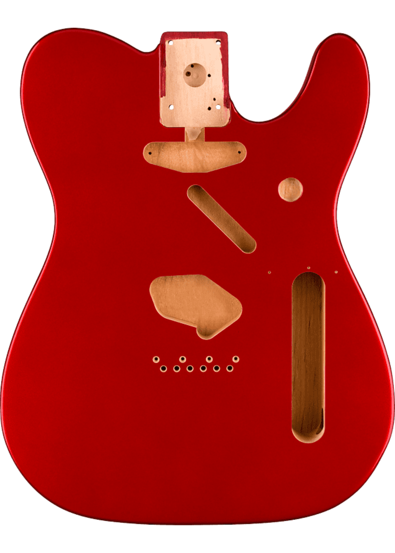 Fender Fender Classic Series 60's Telecaster® SS Alder Body Vintage Bridge Mount, Candy Apple Red