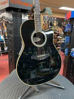 OVATION Ovation CC057 Celebrity Cutaway Acoustic Electric Guitar - Black