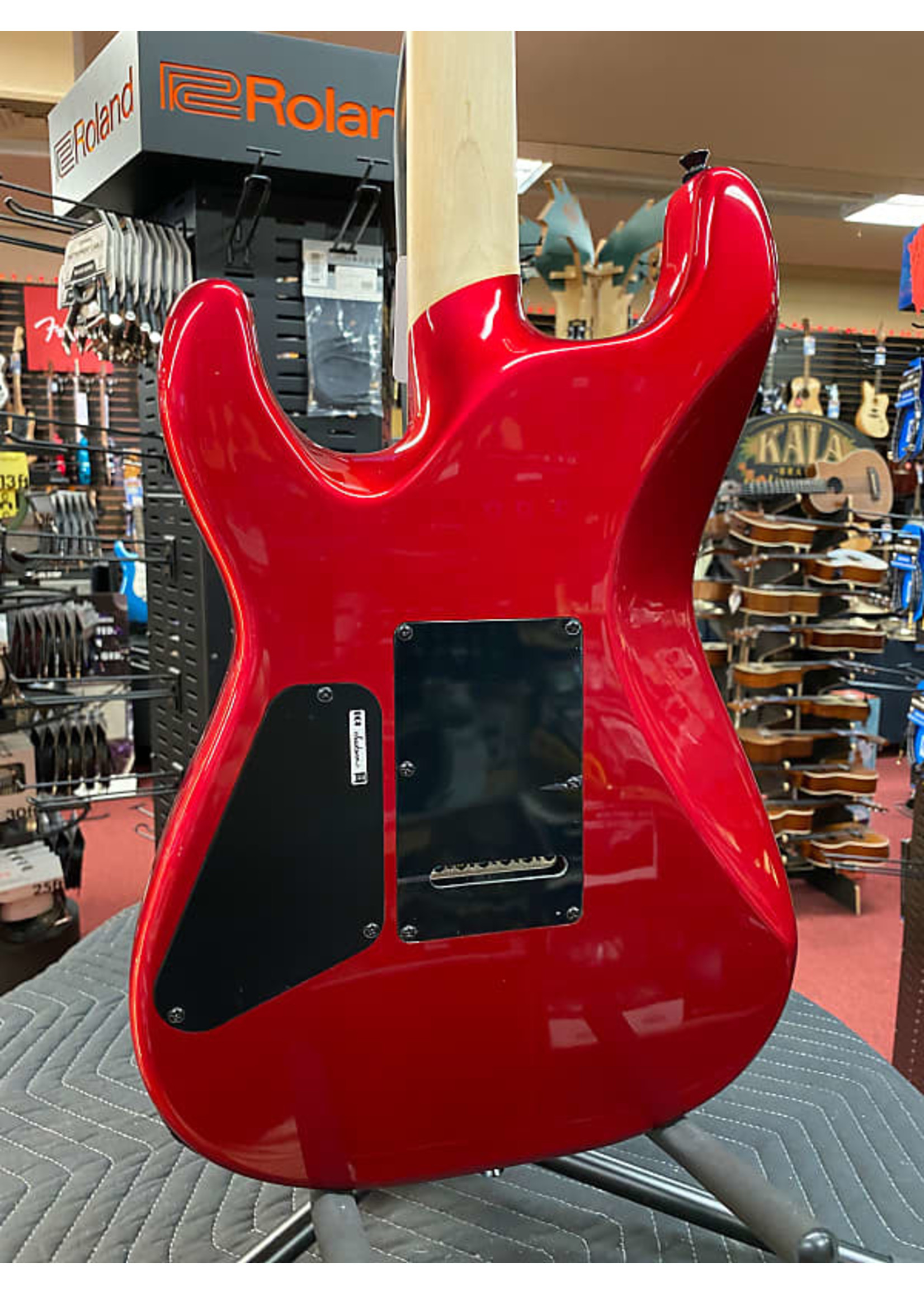 Jackson Jackson Pro Series Signature Gus G. San Dimas®, Maple Fingerboard, Candy Apple Red
