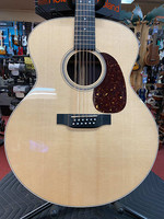Martin Martin Grand J-16E 12-string Acoustic-electric Guitar - Natural