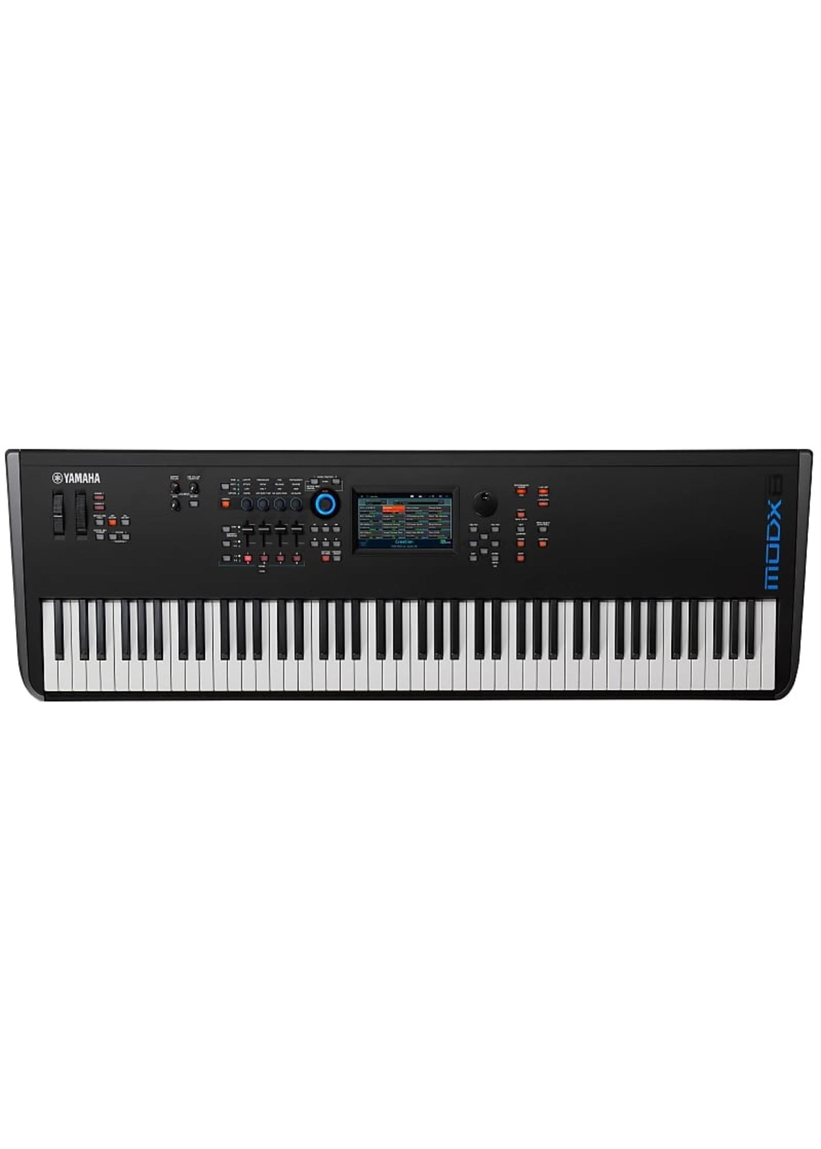 Yamaha Yamaha MODX8 88-key Weighted Action Synthesizer