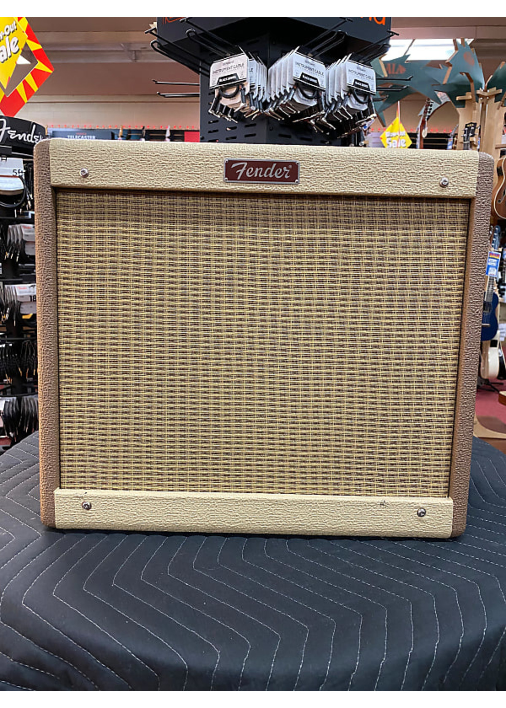 Fender Fender Blues JR LTD Two Tone 2009