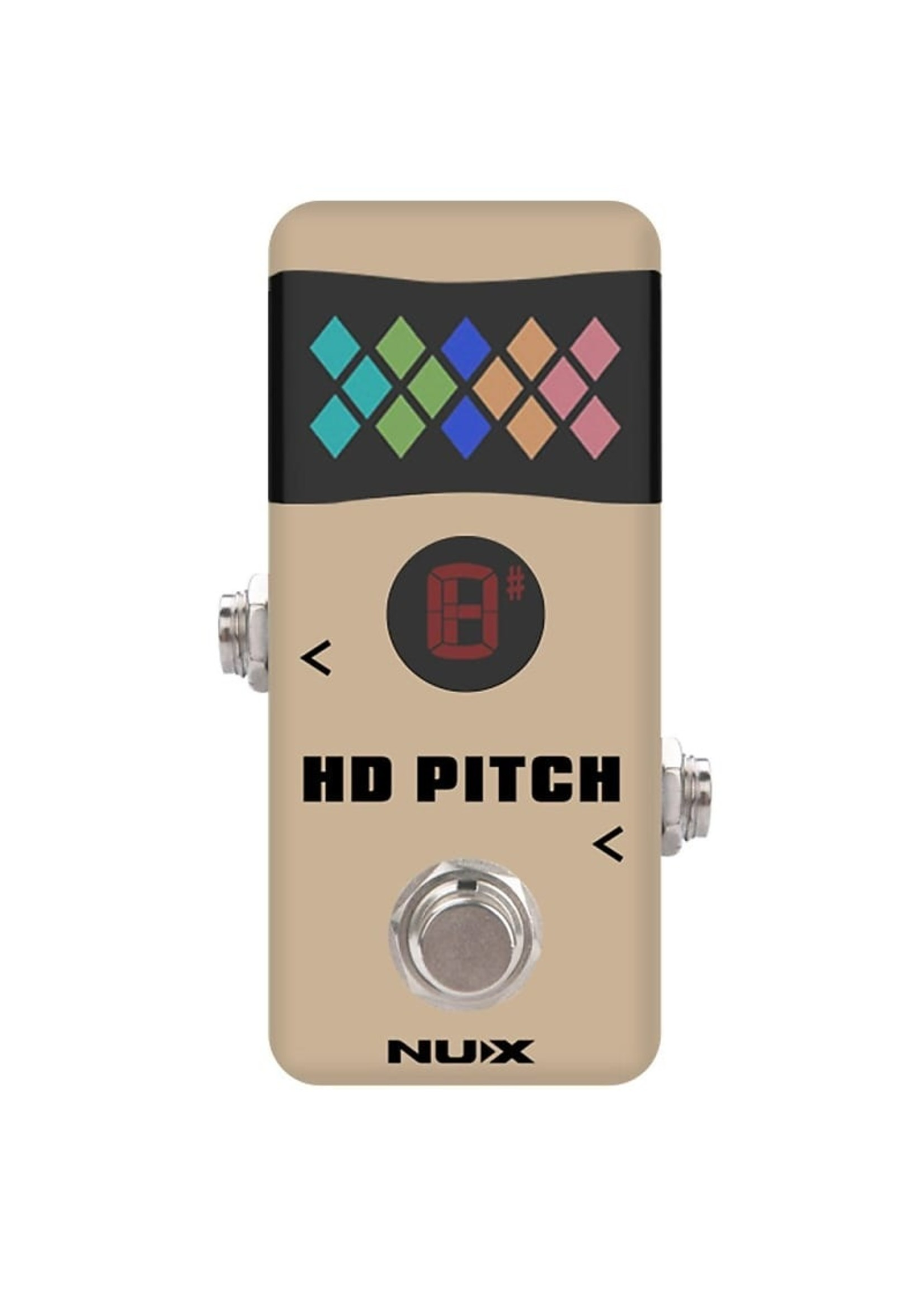 NuX NuX HD Pitch Tuner Pedal