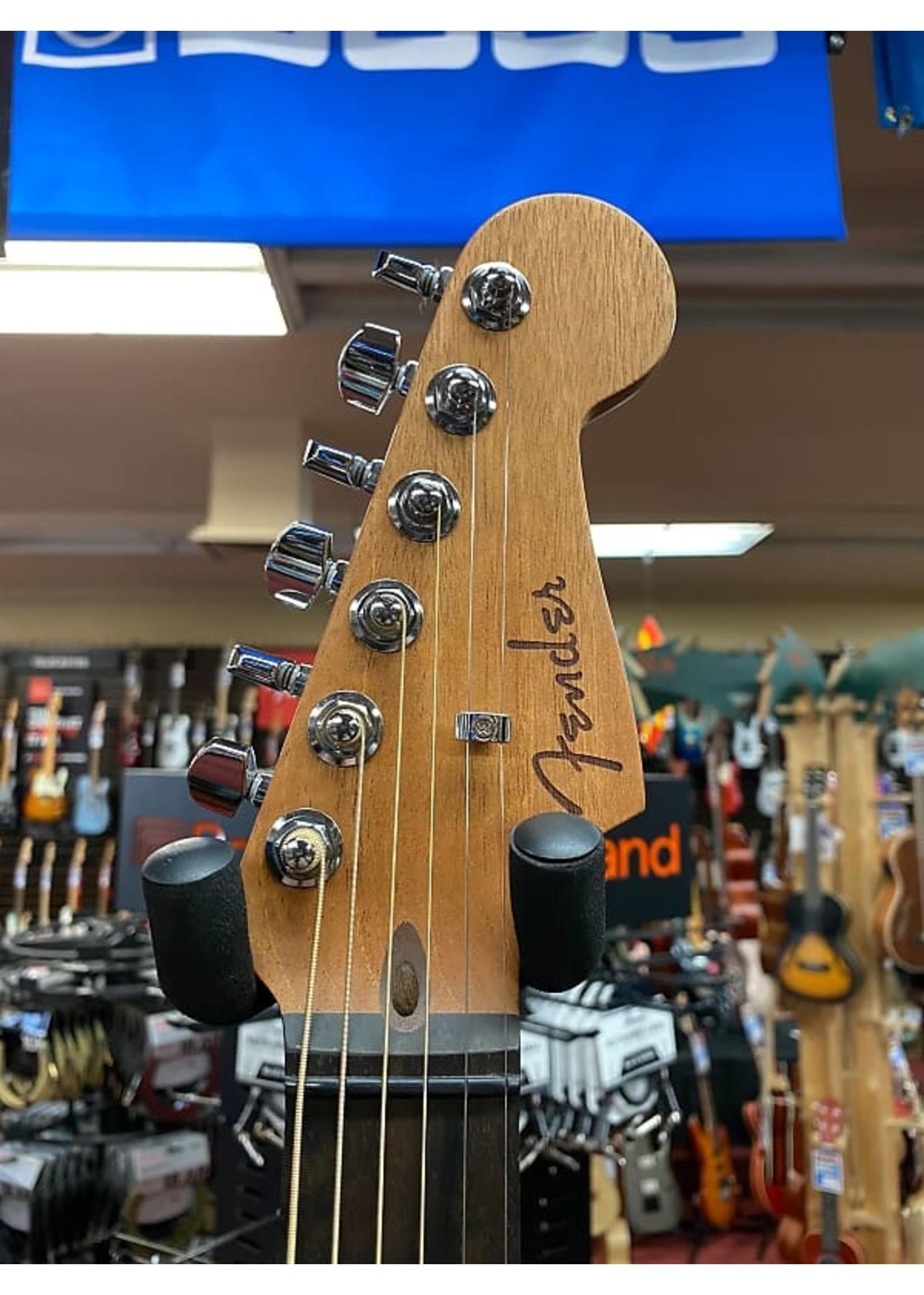 Fender Fender American Acoustasonic® Jazzmaster®, Tungsten, Ebony Fingerboard