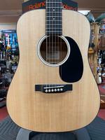 Martin Martin D Jr-10E Acoustic-Electric Guitar - Natural Spruce