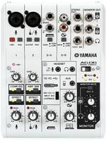 Yamaha Yamaha AG06 6-channel Mixer and USB Audio Interface