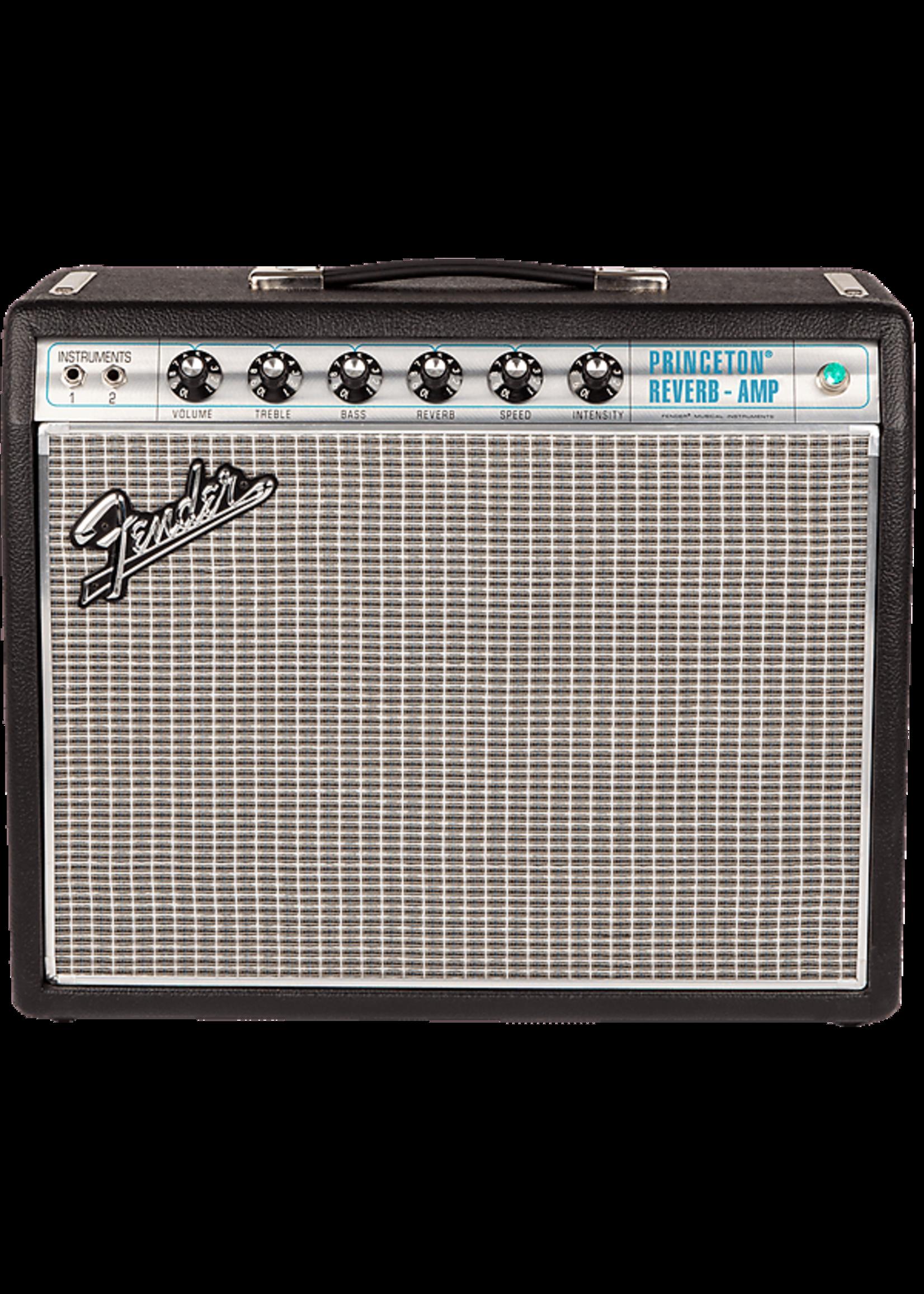 Fender Fender '68 Custom Princeton® Reverb, 120V