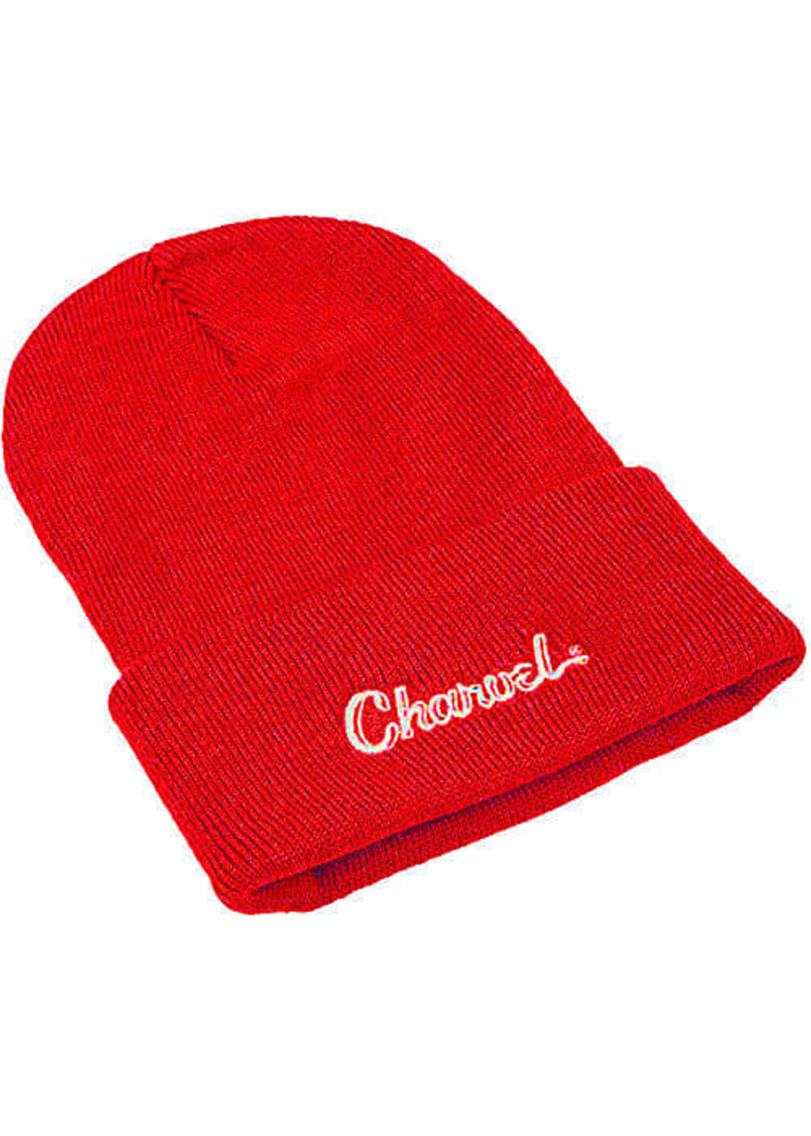 Charvel Charvel Toothpaste Logo Beanie - Red