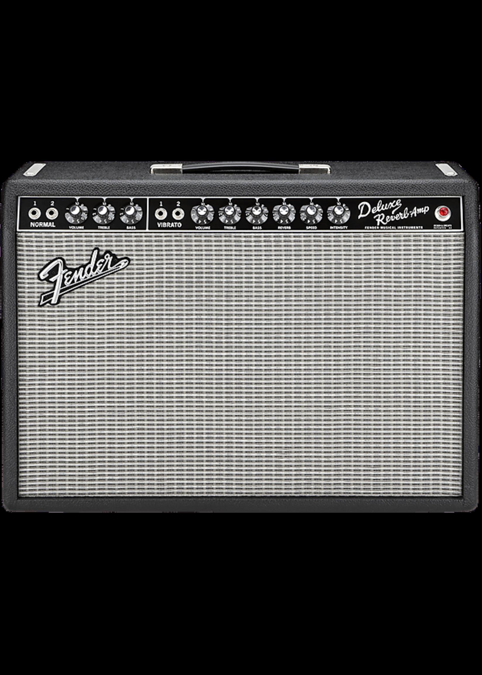 Fender Fender '65 Deluxe Reverb®, 120V