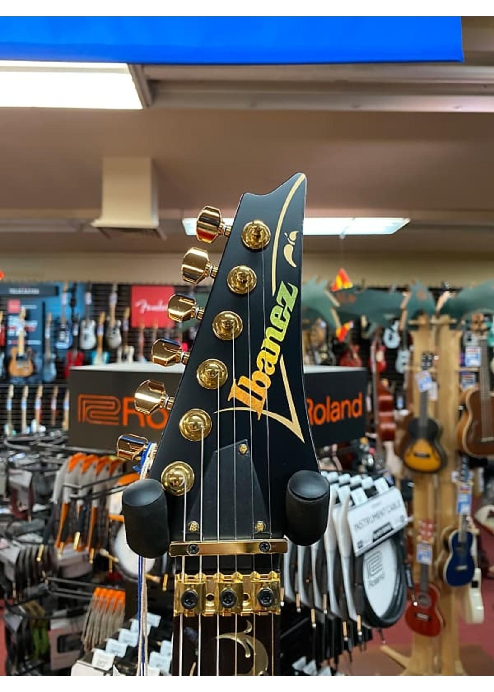 Ibanez Ibanez Steve Vai Signature PIA3761 Electric Guitar - Onyx Black