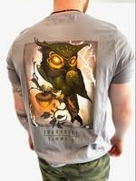 Timmy B Owl Men's Storm Tee