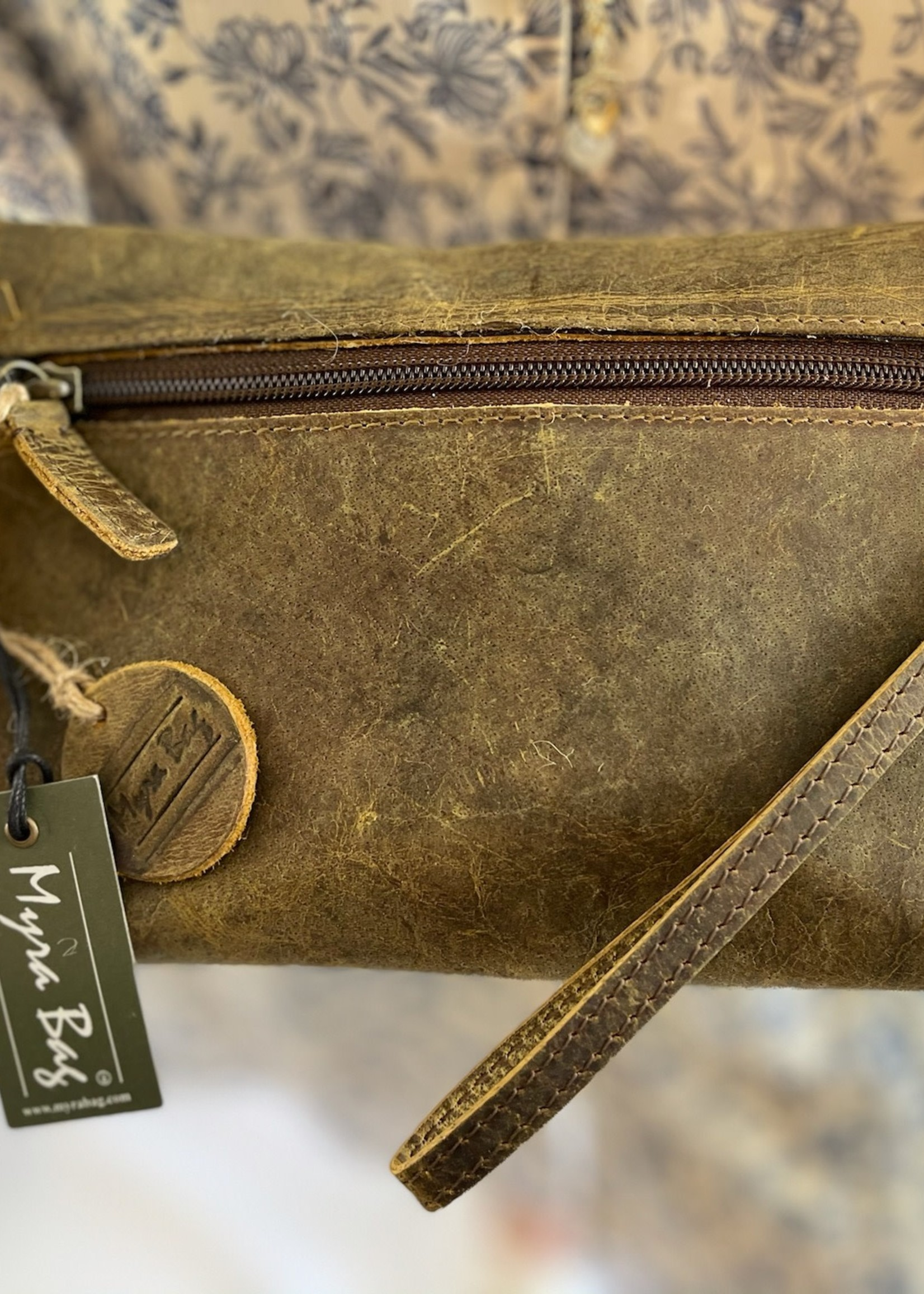 Simplistic Brown wallet