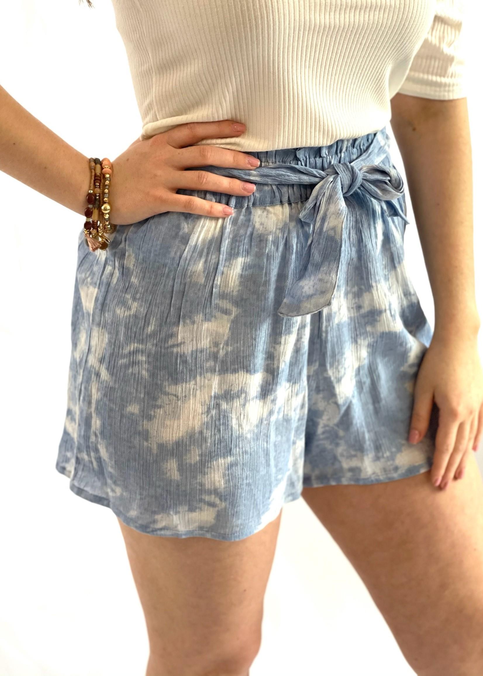 Wild Blue Shorts