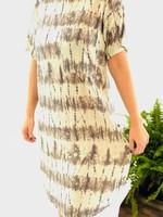 Tie-Dye Poke Dress