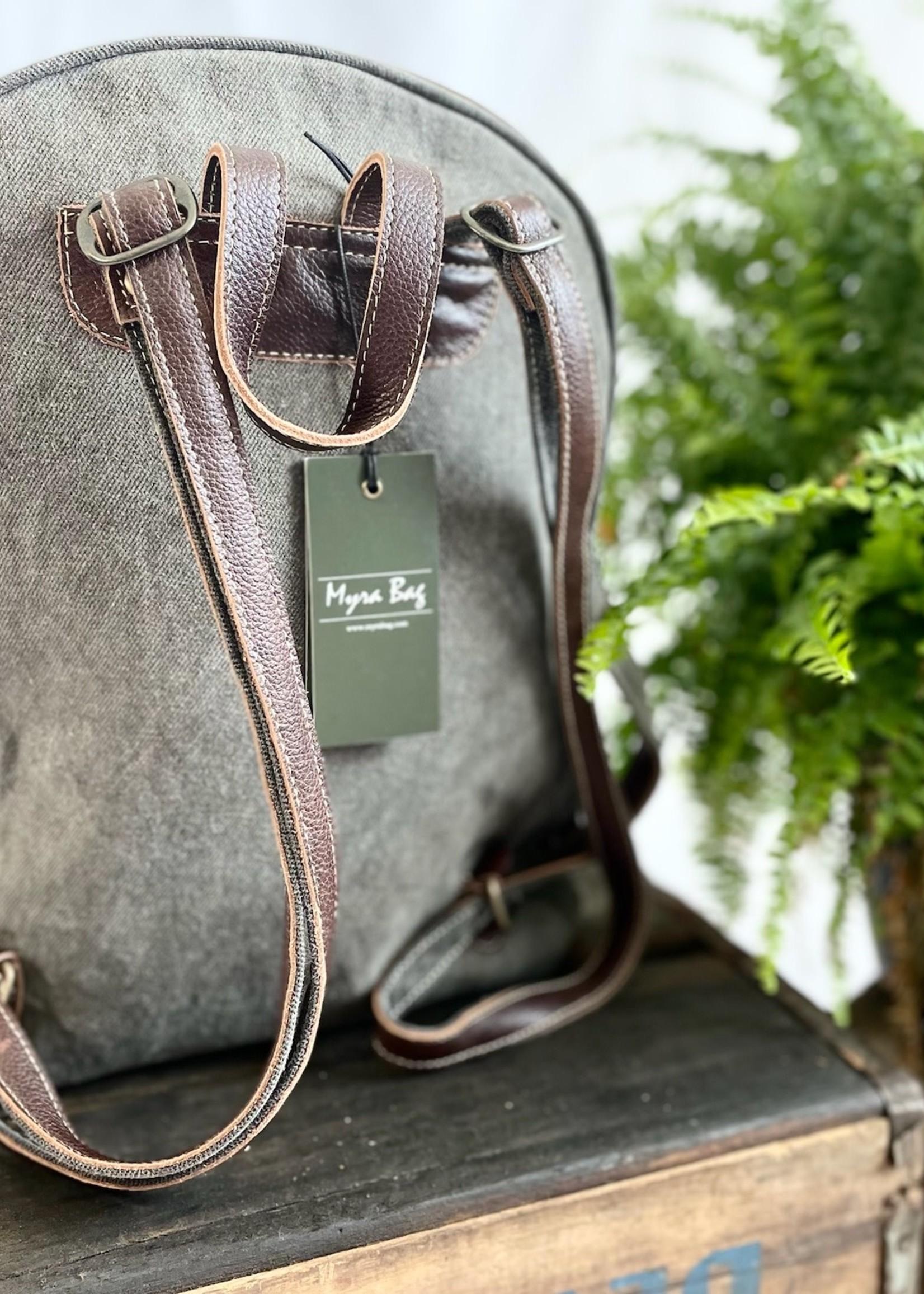 Blue Breeze Backpack Bag