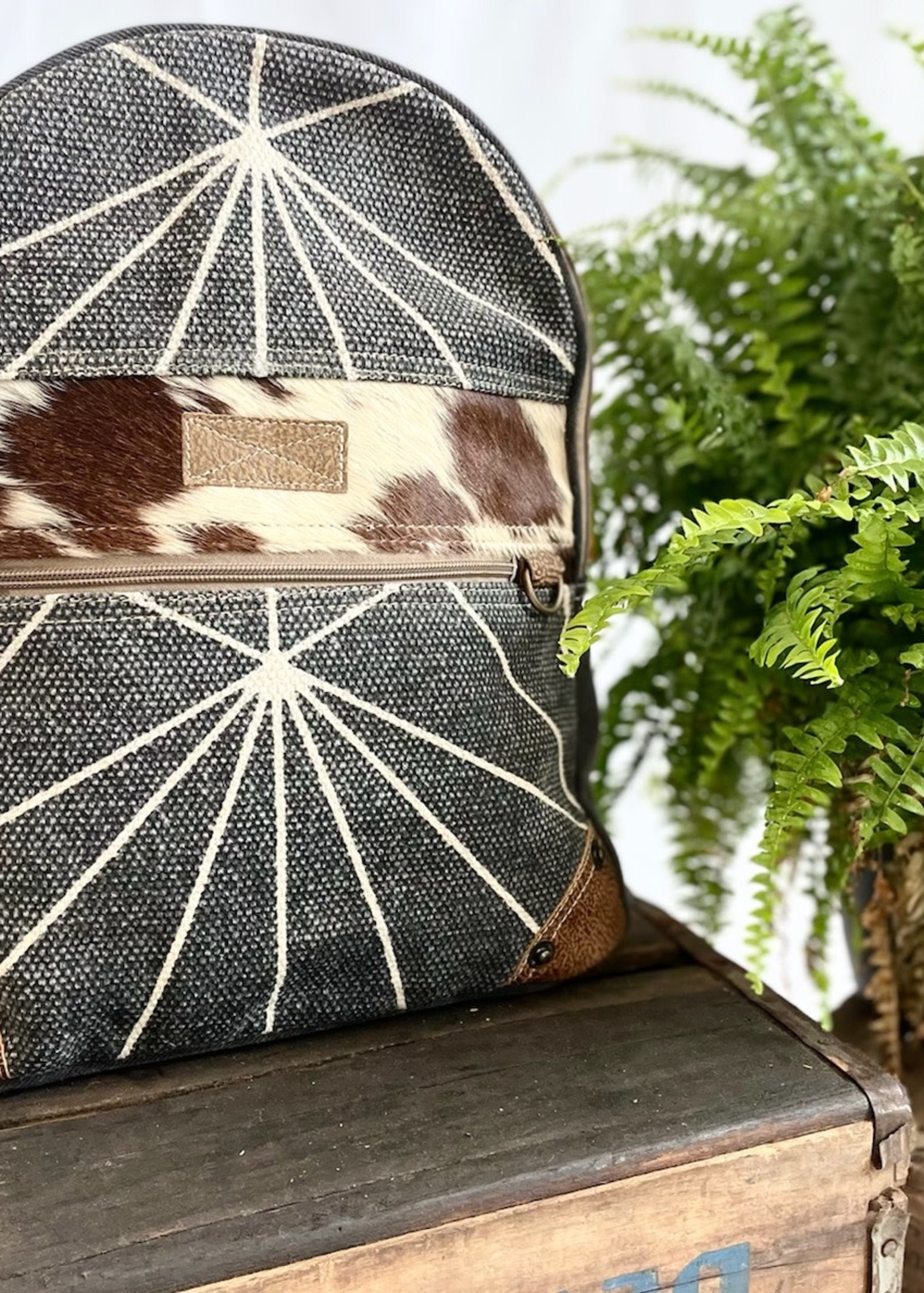 Knapsack Backpack Bag