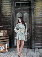 Hem Skirt