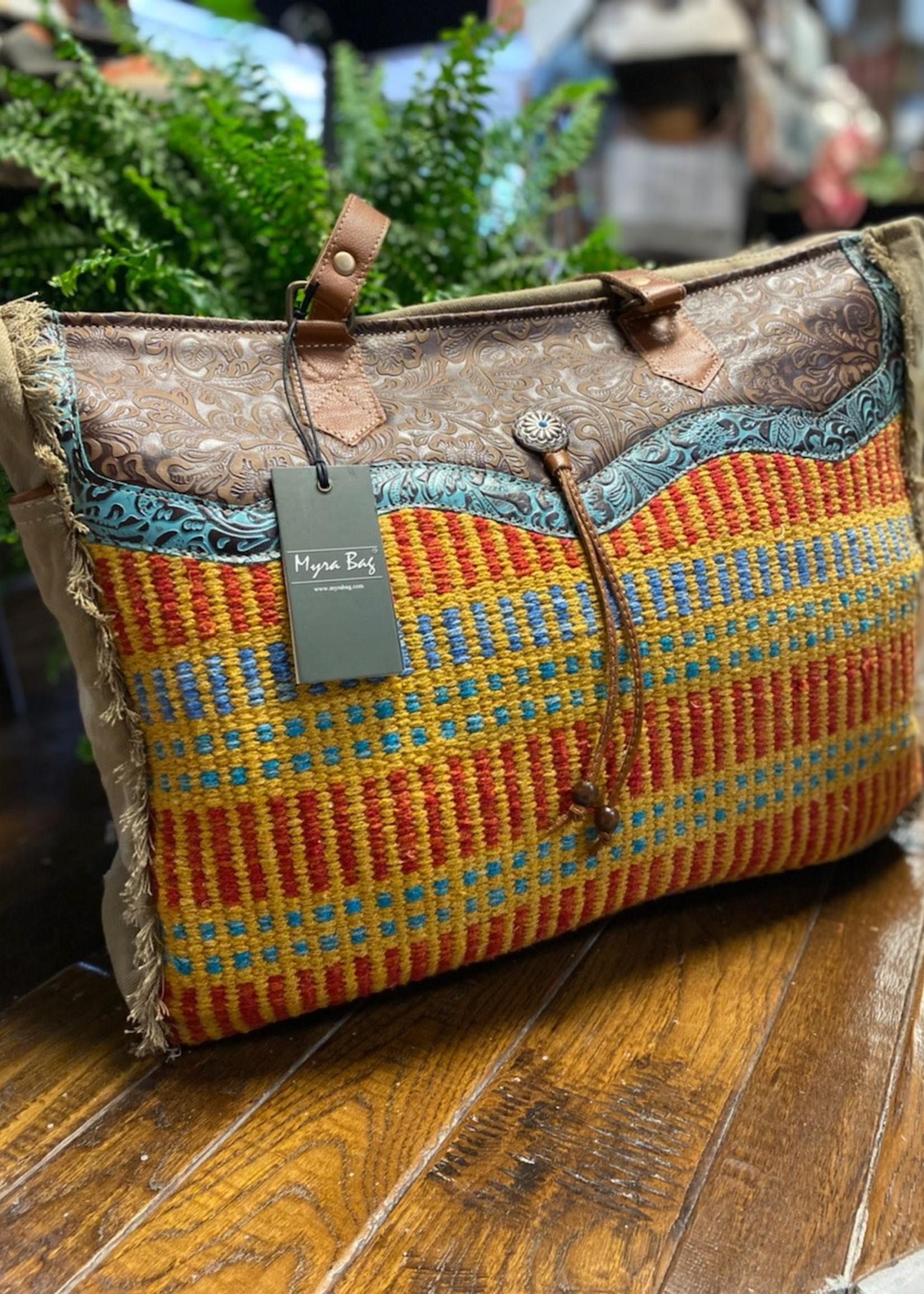 Jaune Weekender Bag