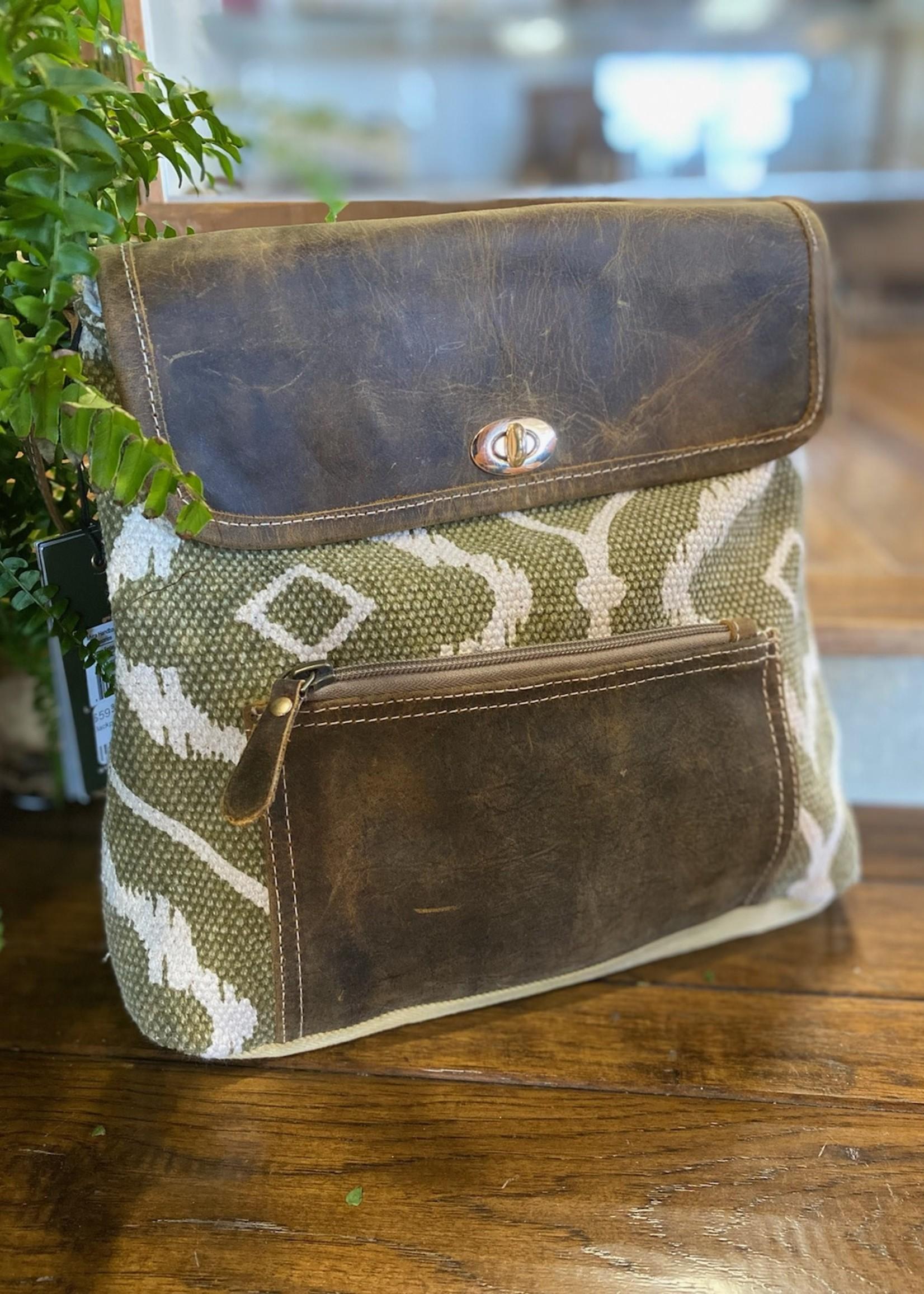 The Brown Fantasy Backpack Bag