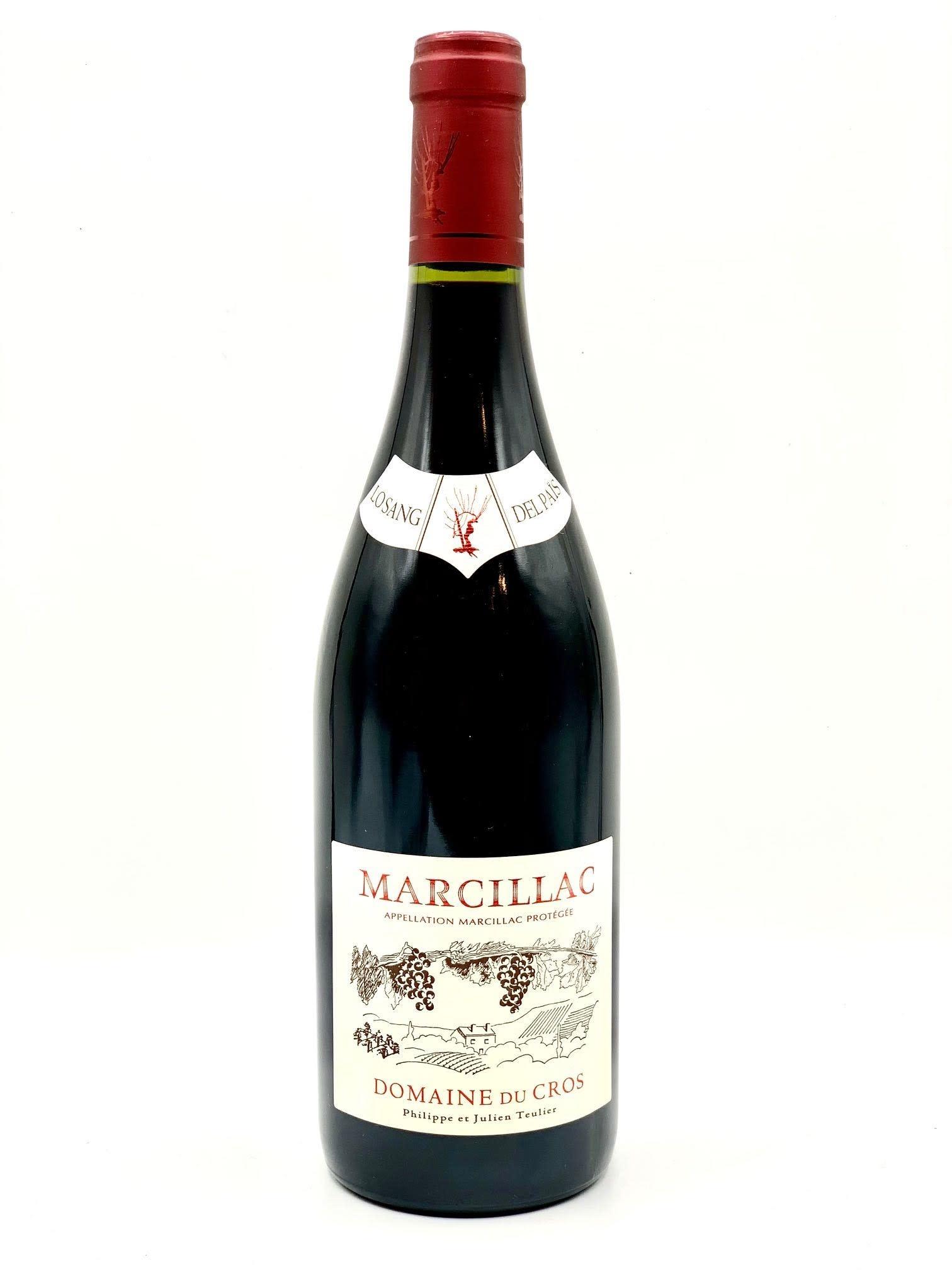 Marcillac Rouge 2018 Domaine du Cros 'Lo Sang del Pais'  750ml