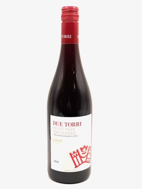 """Pinot Noir Della Venezia 2018 Cesari """"Due Torri"""" 750ml"""