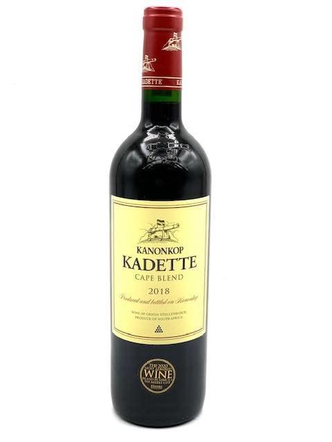 "Stellenbosch Red 2019 Kanonkop ""Kadette"" 750ml"