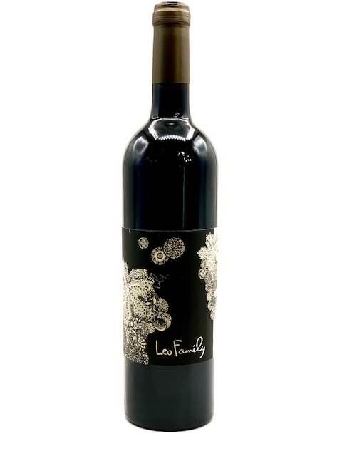 Long Island Red Wine 2015 Leo Family 750ml