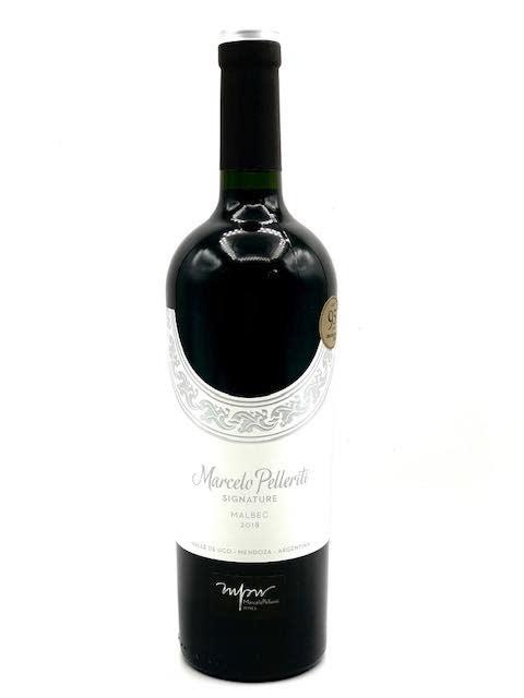 """Mendoza-Uco Malbec 2018 Marcelo Pelleriti """"Signature"""" 750ml"""