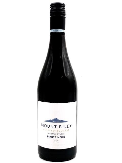 Central Otago Pinot Noir 2018 Mount Riley 750ml