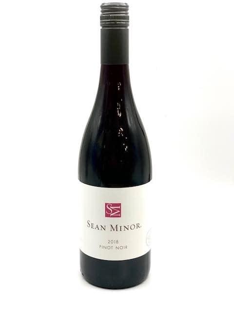 "Central Coast Pinot Noir 2018/19 Sean Minor ""4B""  750ml"