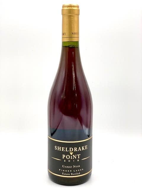 Finger Lakes, Gamay Noir 2019 Sheldrake Point Winery