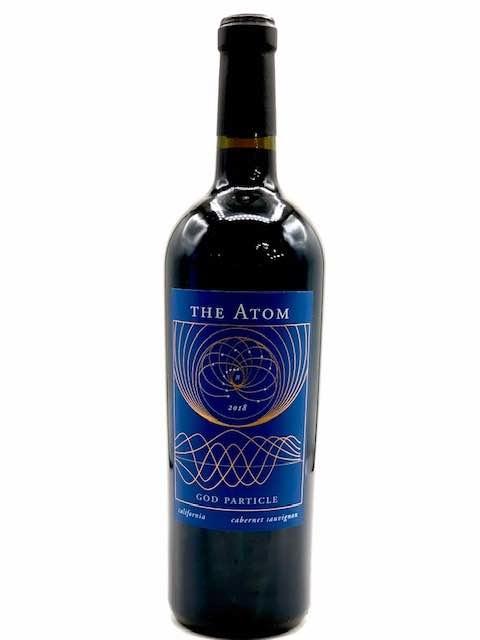 "California Cabernet Sauvignon 2019 The Atom ""God Particle""  750ml"