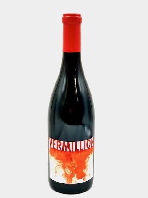 Vermillion Red 2017 by Helen Keplinger 750ml