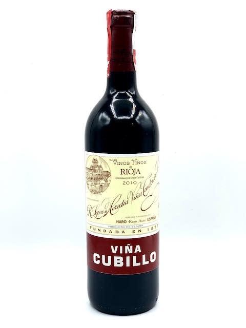 """Rioja Alta """"Cubillo"""" 2012 Lopez de Heredia 750ml"""