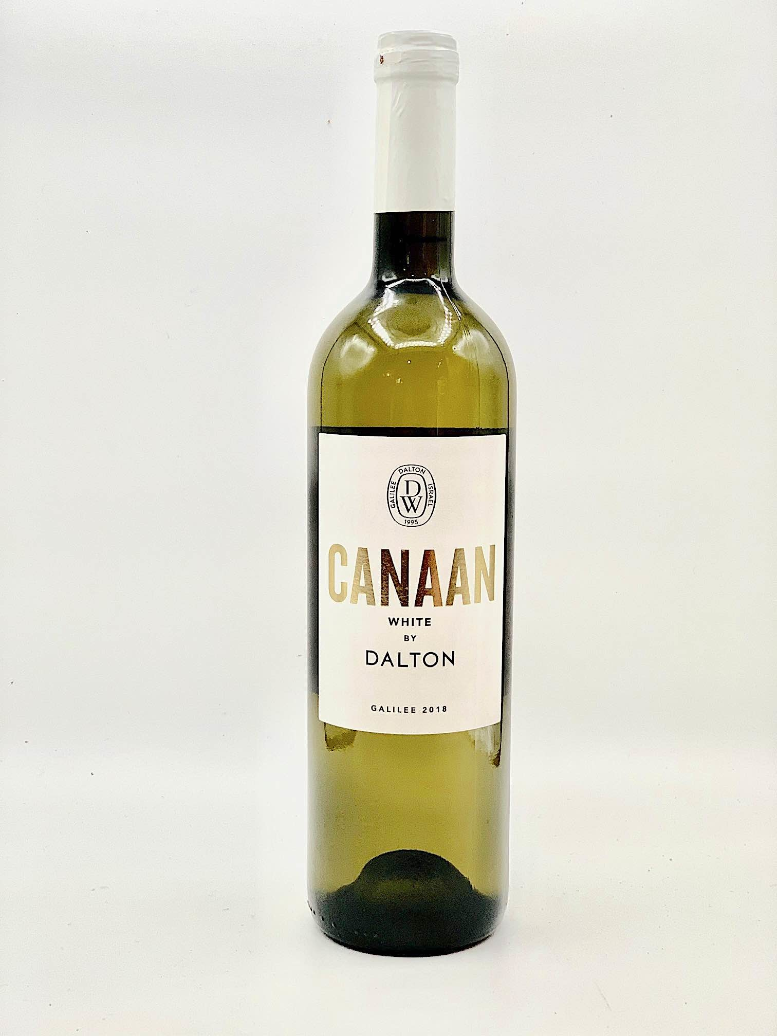 "Kosher Cuvee Blanc 2019 Dalton Winery ""Canaan"" 750ml"
