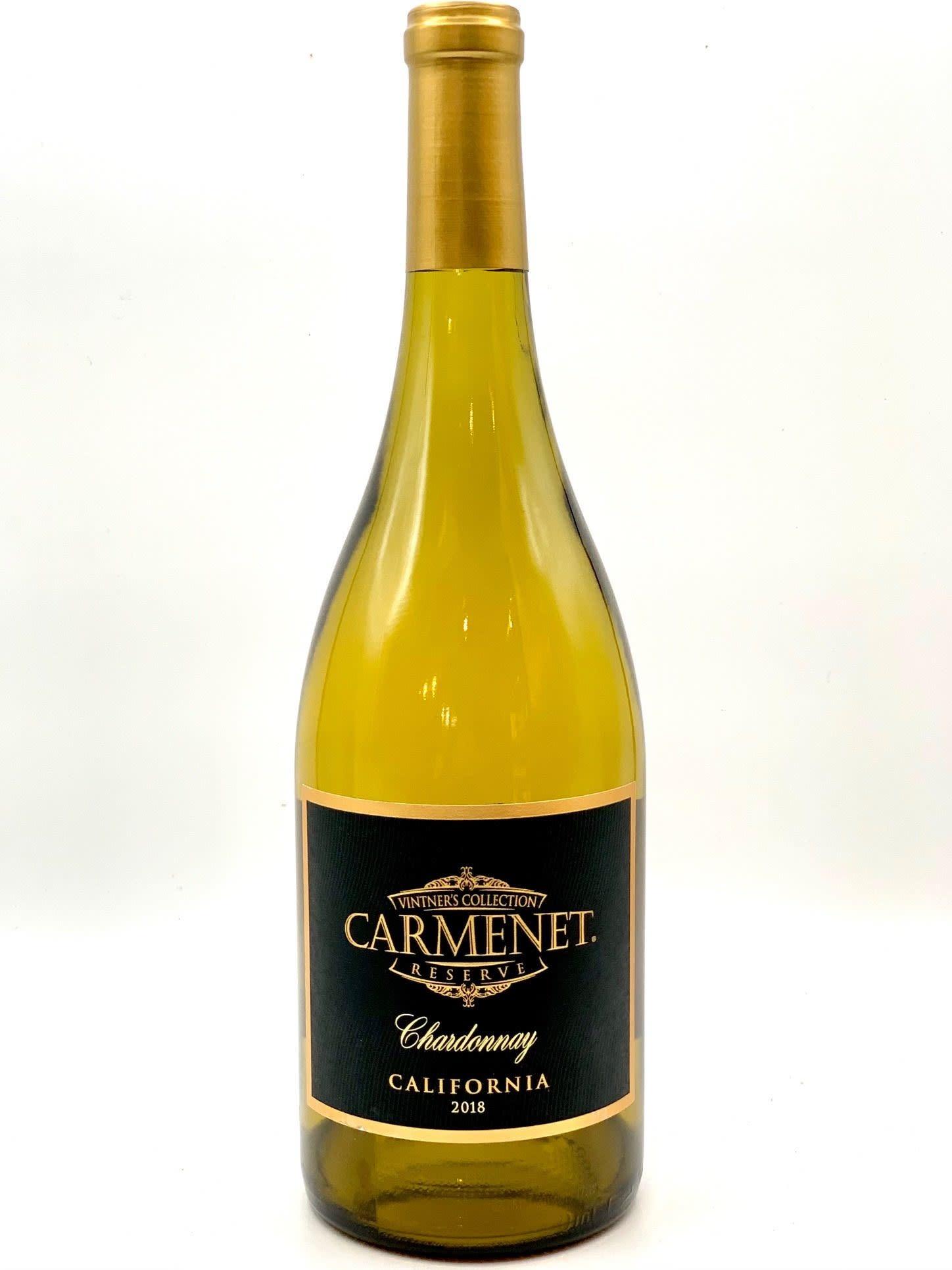 California Chardonnay 2018 Carmenet 750ml