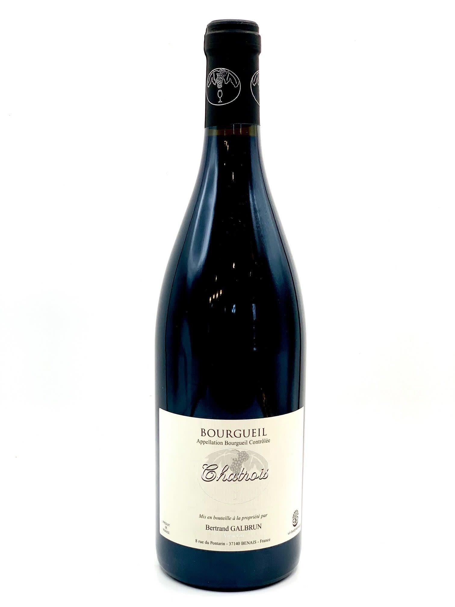 Bourgueil 2018/19 Bertrand Galbrun 'Chatrois' 750ml