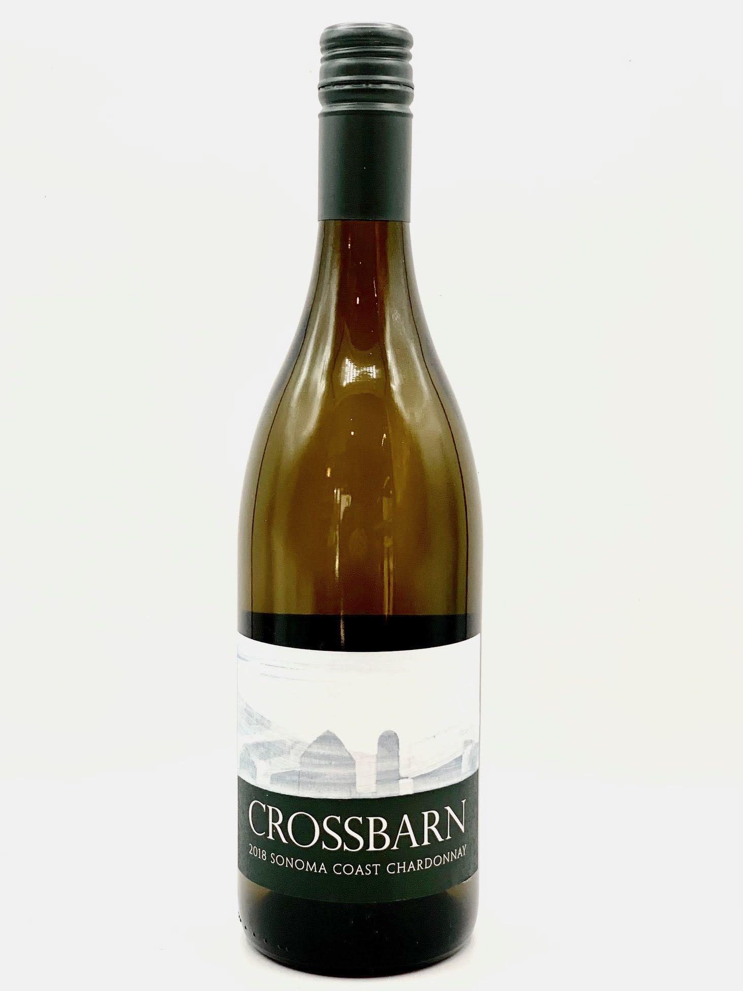 Sonoma Coast Chardonnay 2018 Crossbarn by Paul Hobbs  750ml