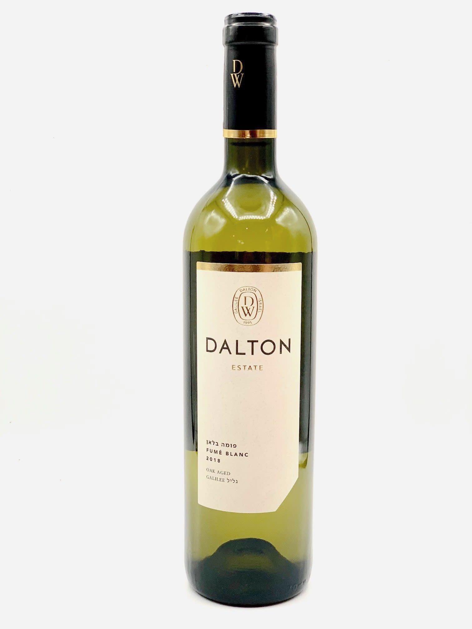 Kosher Sauvignon Blanc 2018 Dalton Winery 750ml