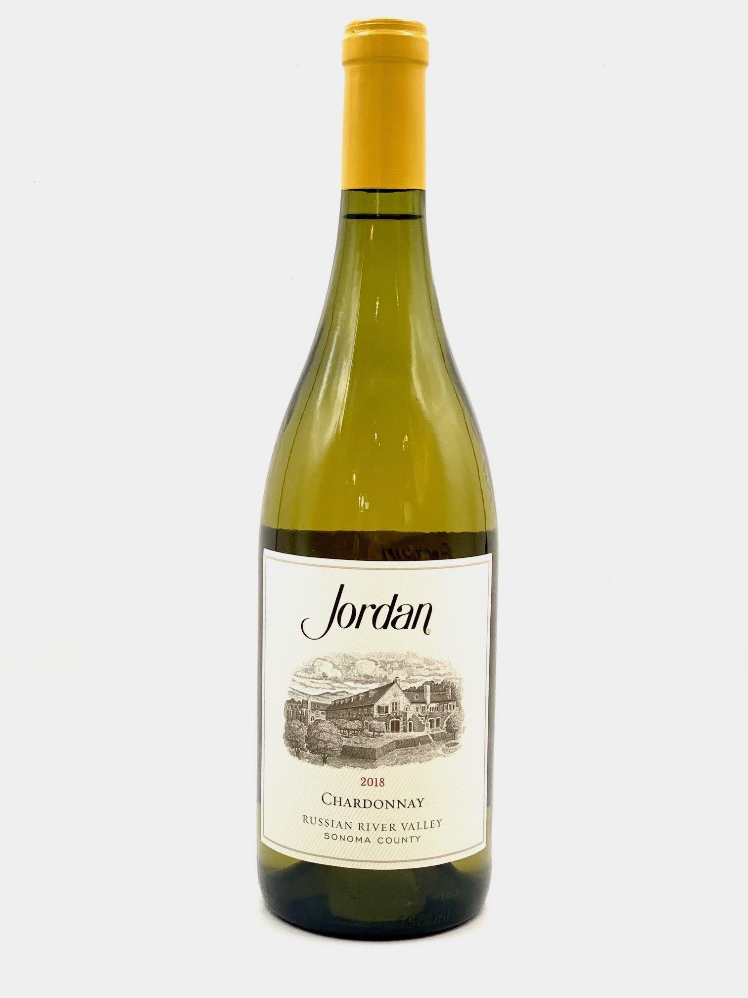 Russian River Valley Chardonnay 2018 Jordan Winery  750ml